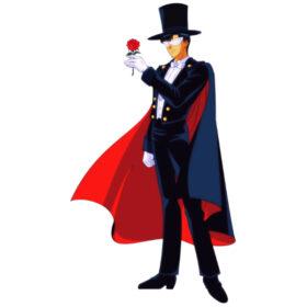 tuxedo mask from sailor moon