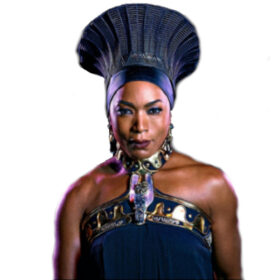 Queen Ramonda from Black Panther