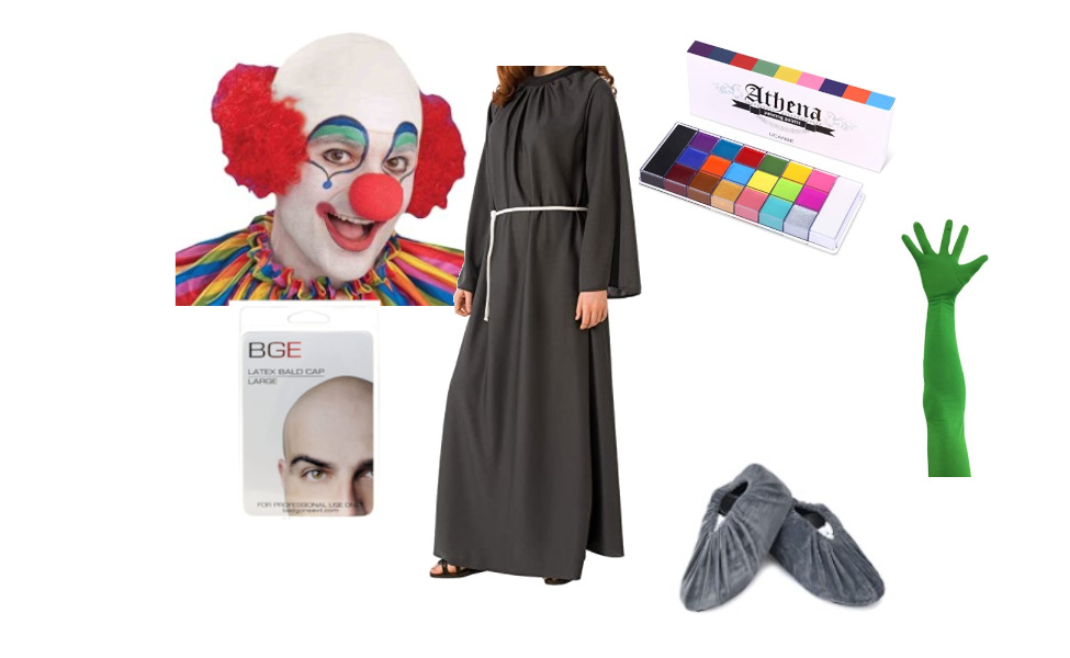 Tricky the Clown from Madness Combat Costume