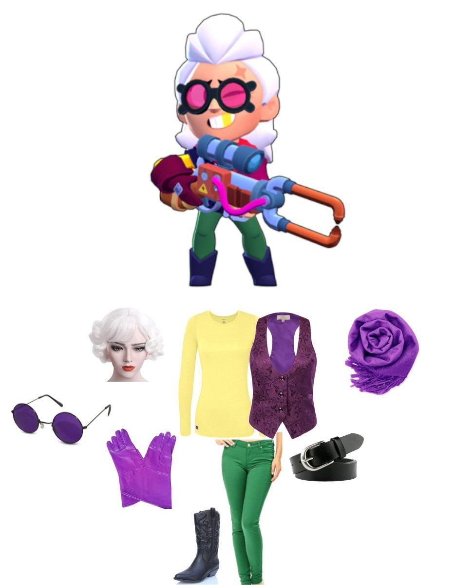 Belle from Brawl Stars Cosplay Guide