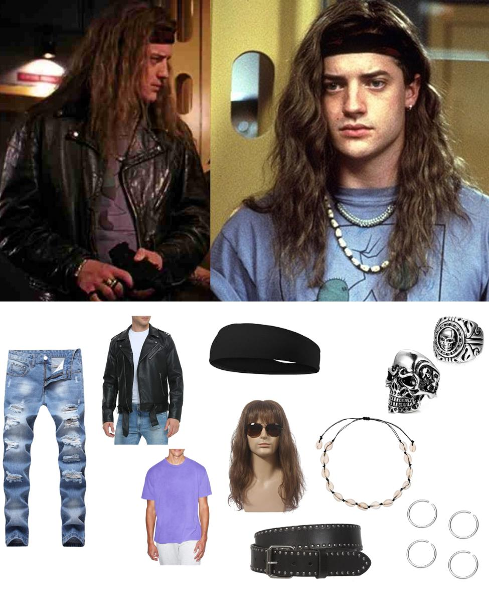 Chazz Darby from Airheads Cosplay Guide