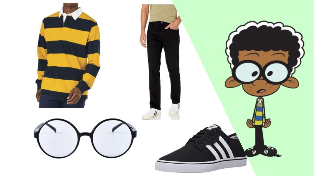 Clyde McBride from The Loud House Cosplay Tutorial