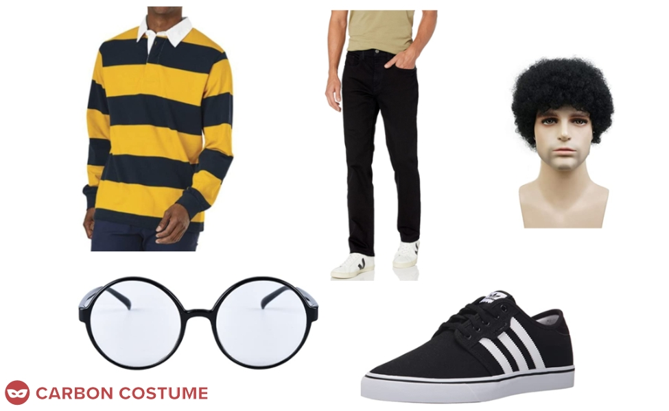 Clyde McBride from The Loud House Costume