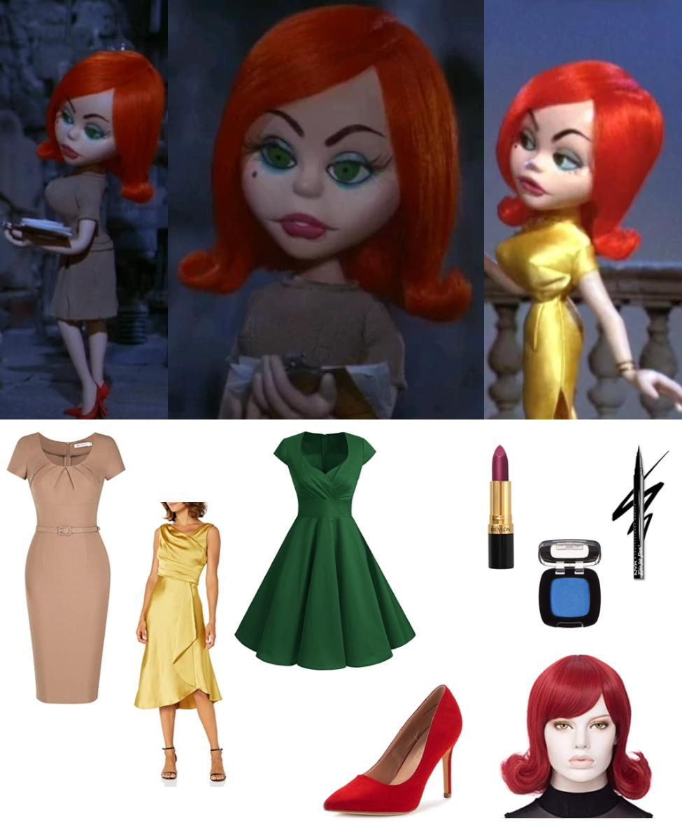 Francesca from Mad Monster Party Cosplay Guide