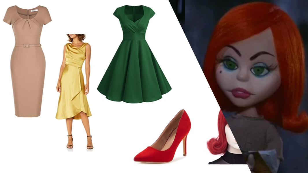 Francesca from Mad Monster Party Cosplay Tutorial