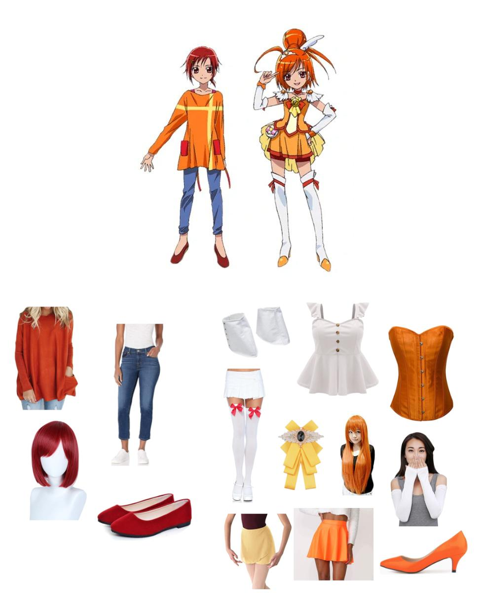 Akane Hino from Smile PreCure! Cosplay Guide