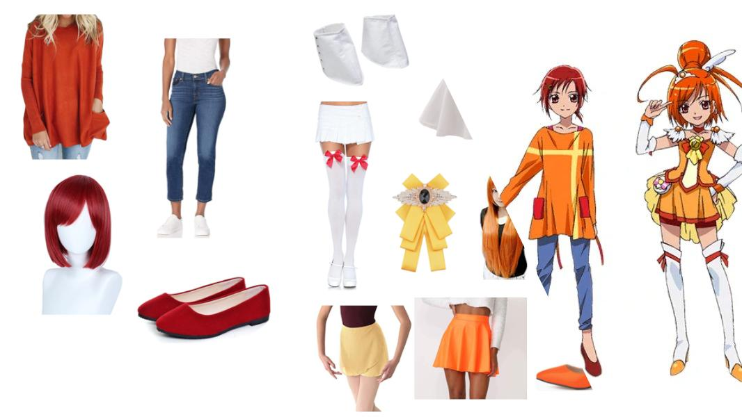Akane Hino from Smile PreCure! Cosplay Tutorial