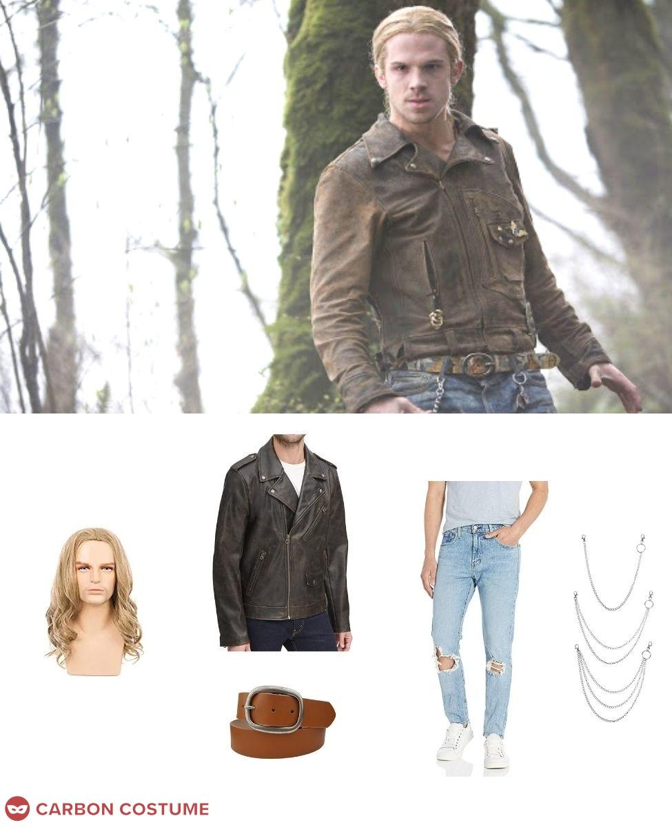 James from Twilight Cosplay Guide