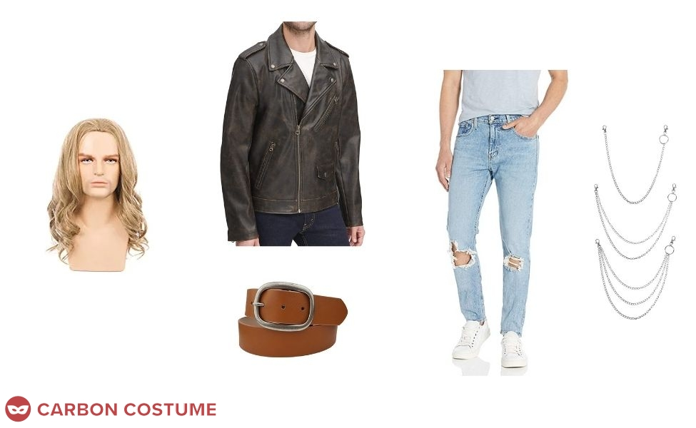 James from Twilight Costume