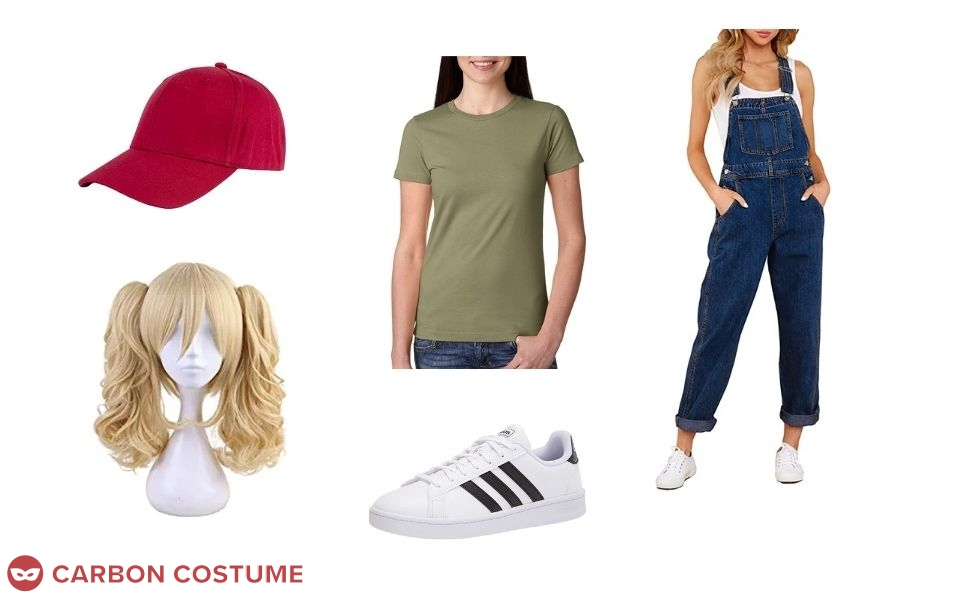 Lana Loud Costume