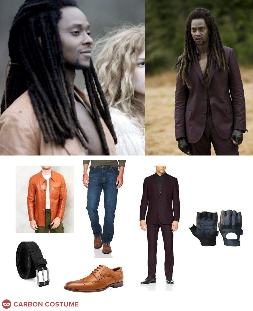Laurent from Twilight Cosplay Guide