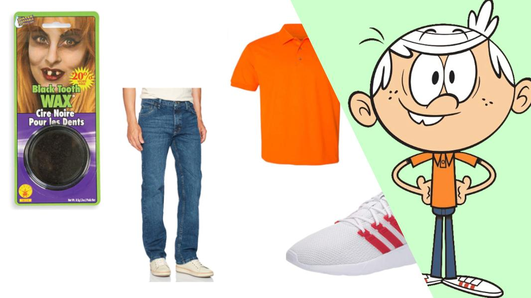 Lincoln Loud from The Loud House Cosplay Tutorial