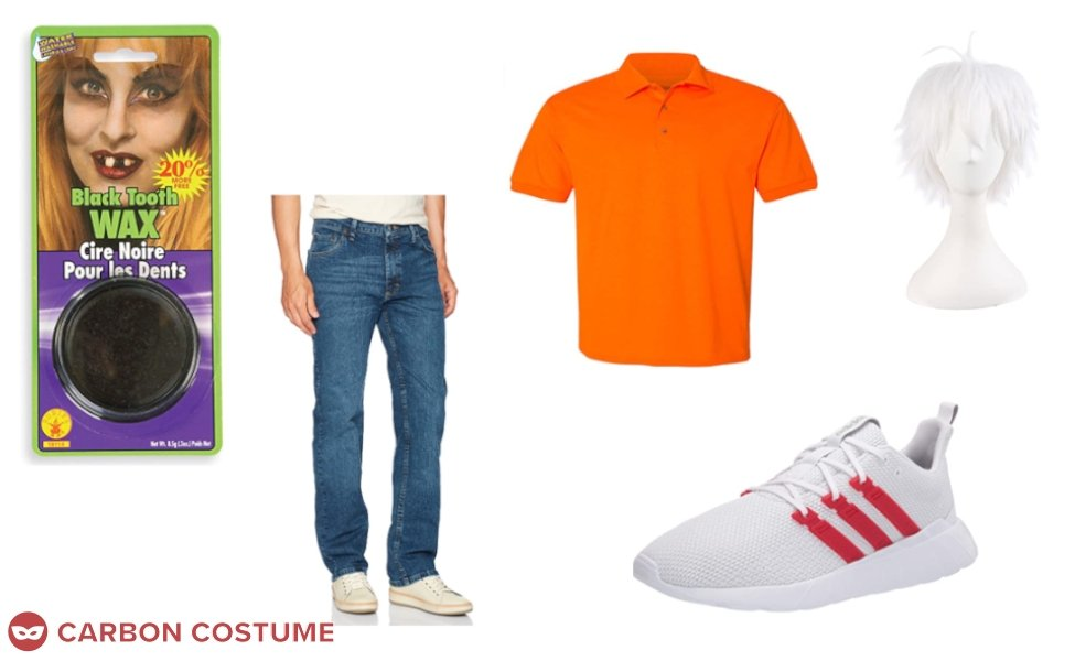 Lincoln Loud from The Loud House Costume