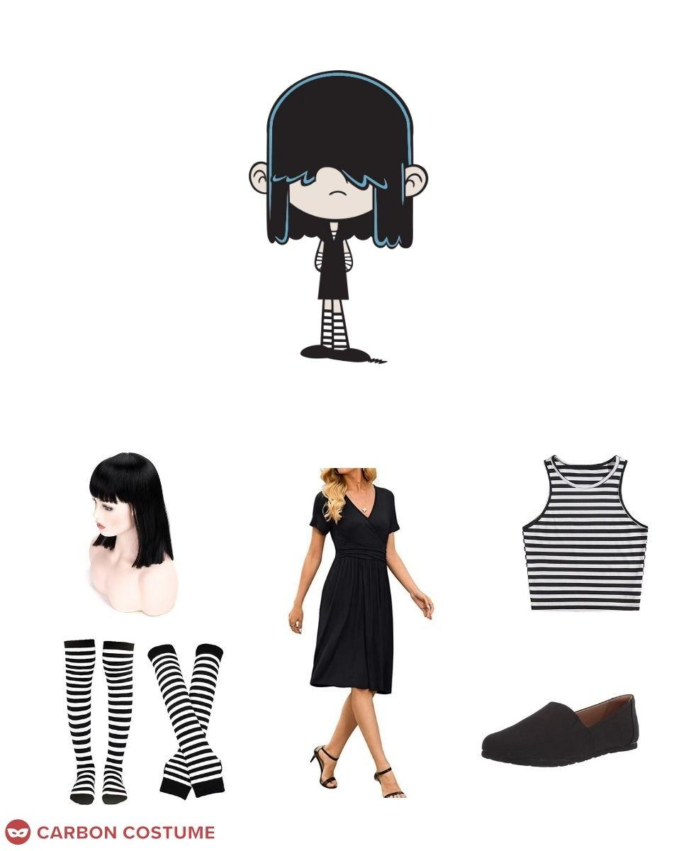 Lucy Loud Cosplay Guide