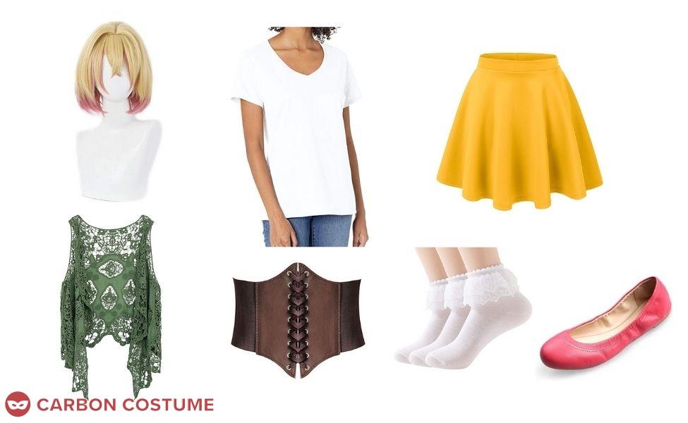 Mami Nanami Costume