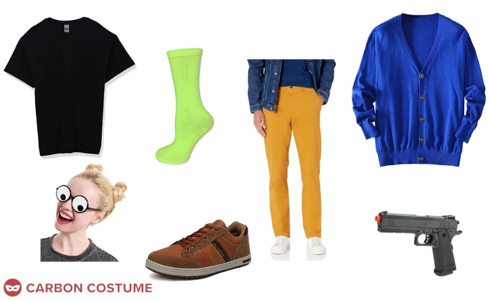 Milkman Karlson Costume
