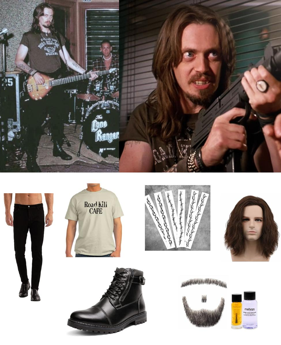 Rex from Airheads Cosplay Guide