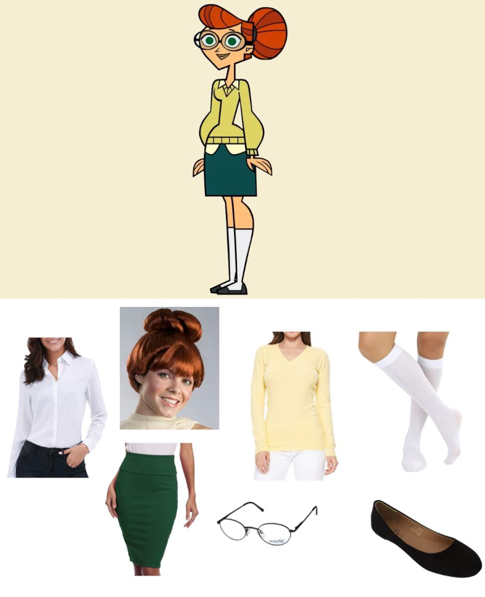 Scarlett from Total Drama Island Cosplay Guide