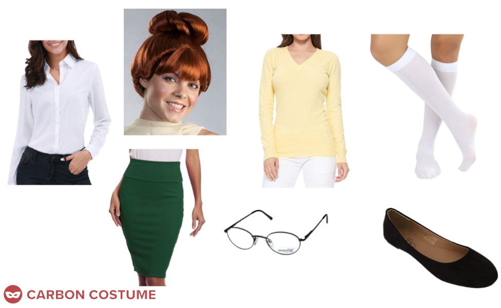 Scarlett from Total Drama Island Costume