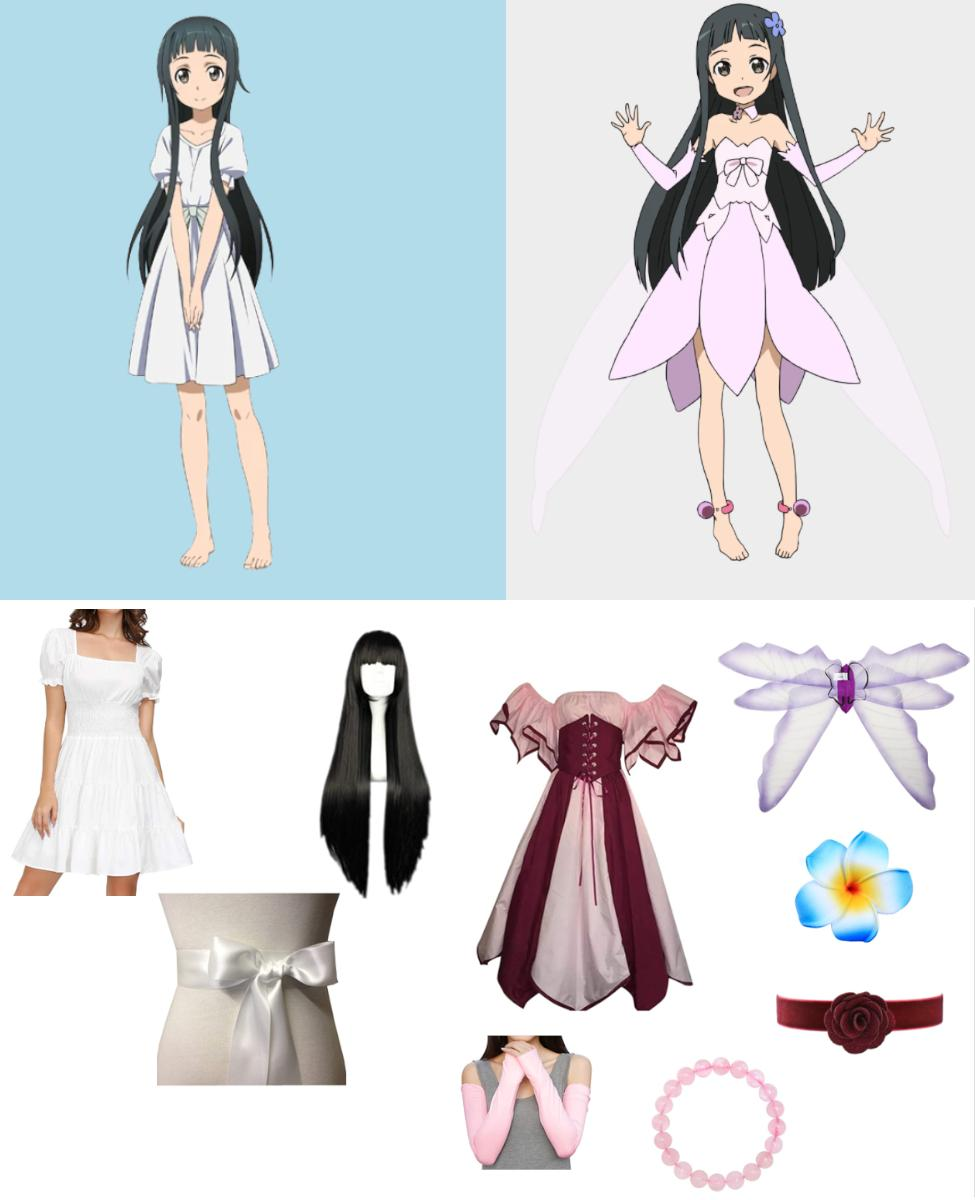 Yui from Sword Art Online Cosplay Guide