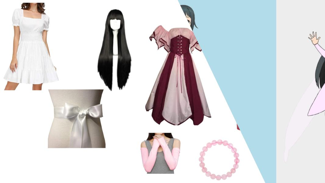 Yui from Sword Art Online Cosplay Tutorial