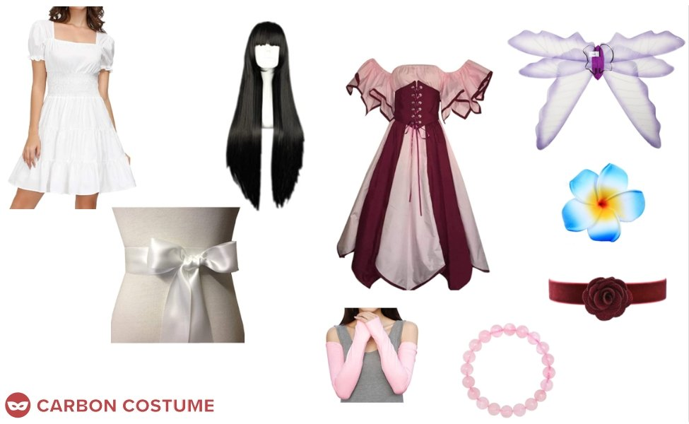 Yui from Sword Art Online Costume