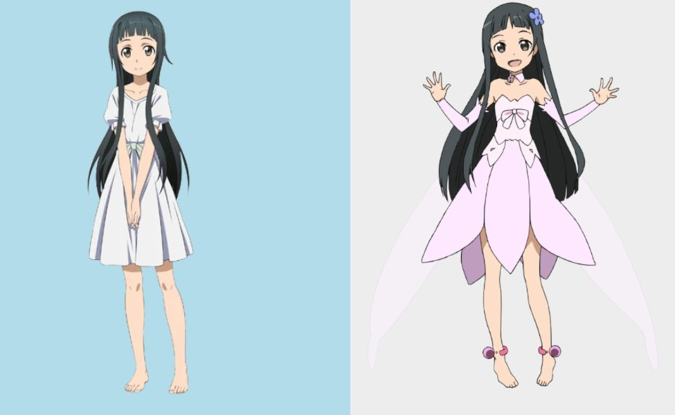Yui from Sword Art Online