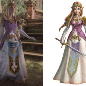 Make Your Own: Twilight Princess Zelda
