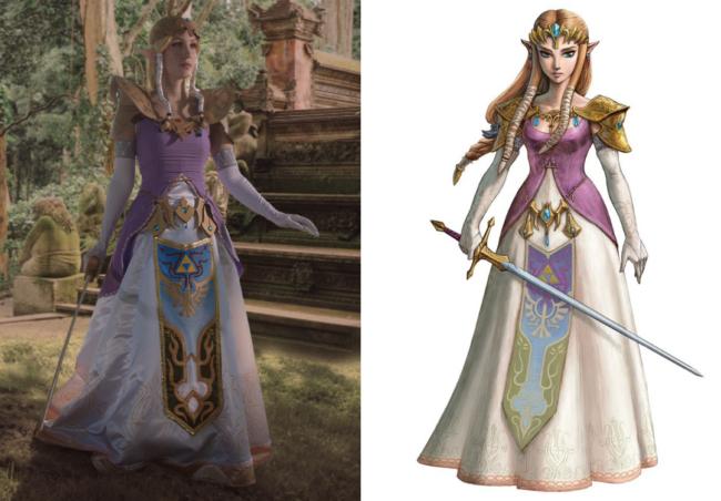 Twilight Princess Zelda Cosplay