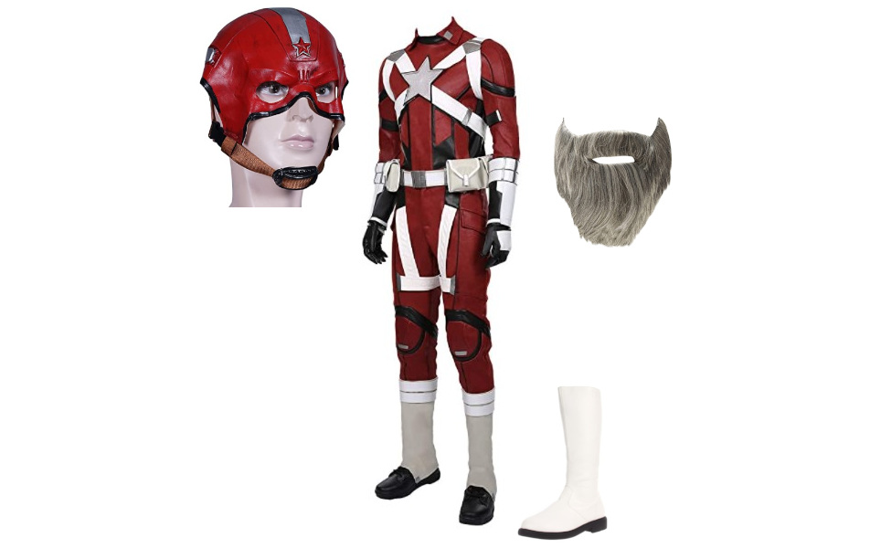 Alexei from Black Widow Costume