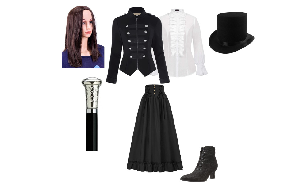 Anne Lister from Gentleman Jack Costume
