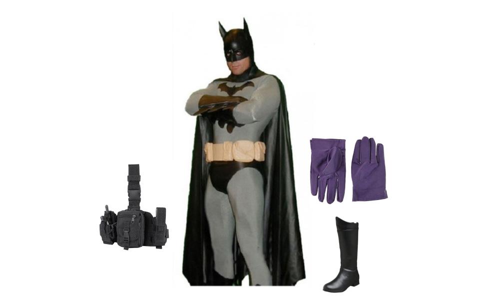 Batman from Zero Year Costume