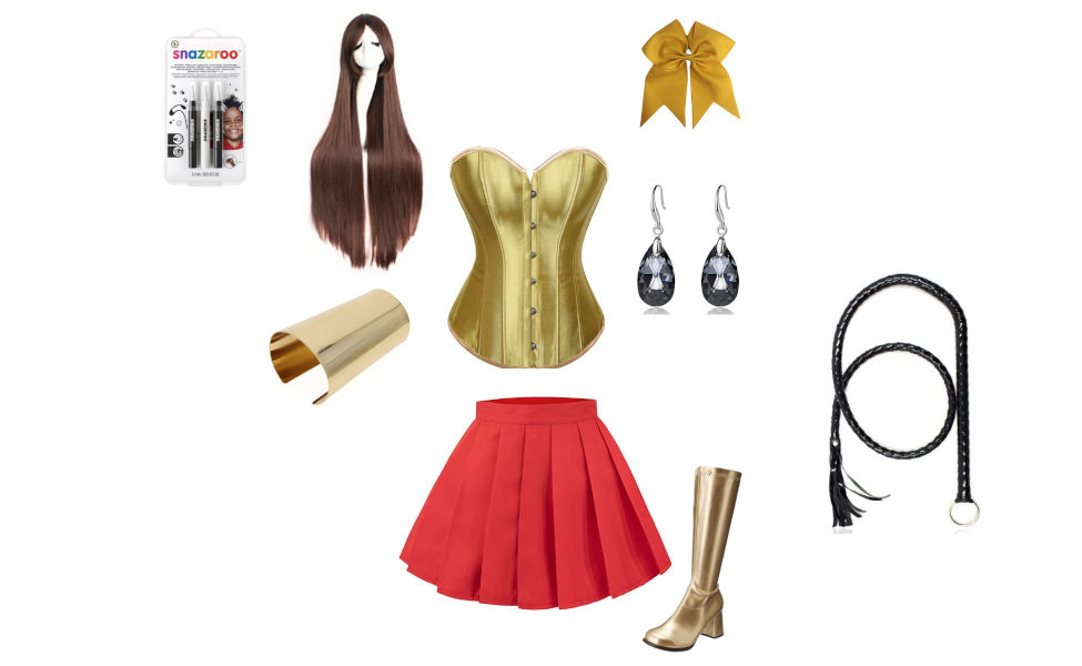 Calaveras from Sailor Moon Costume