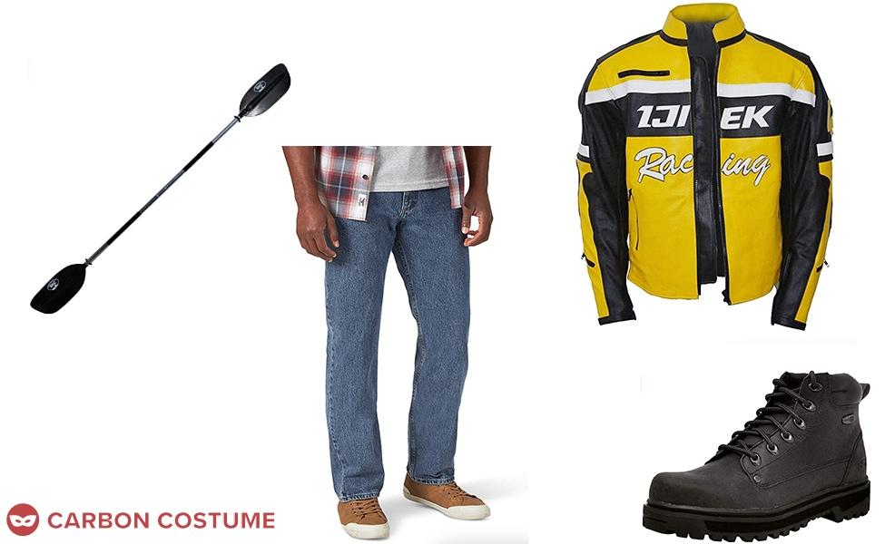 Chuck Greene from Dead Rising 2 Costume
