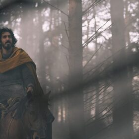 Gawain from The Green Knight