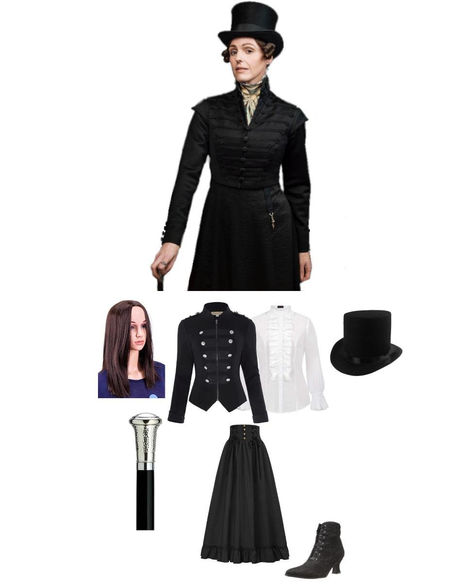 Anne Lister from Gentleman Jack Cosplay Guide