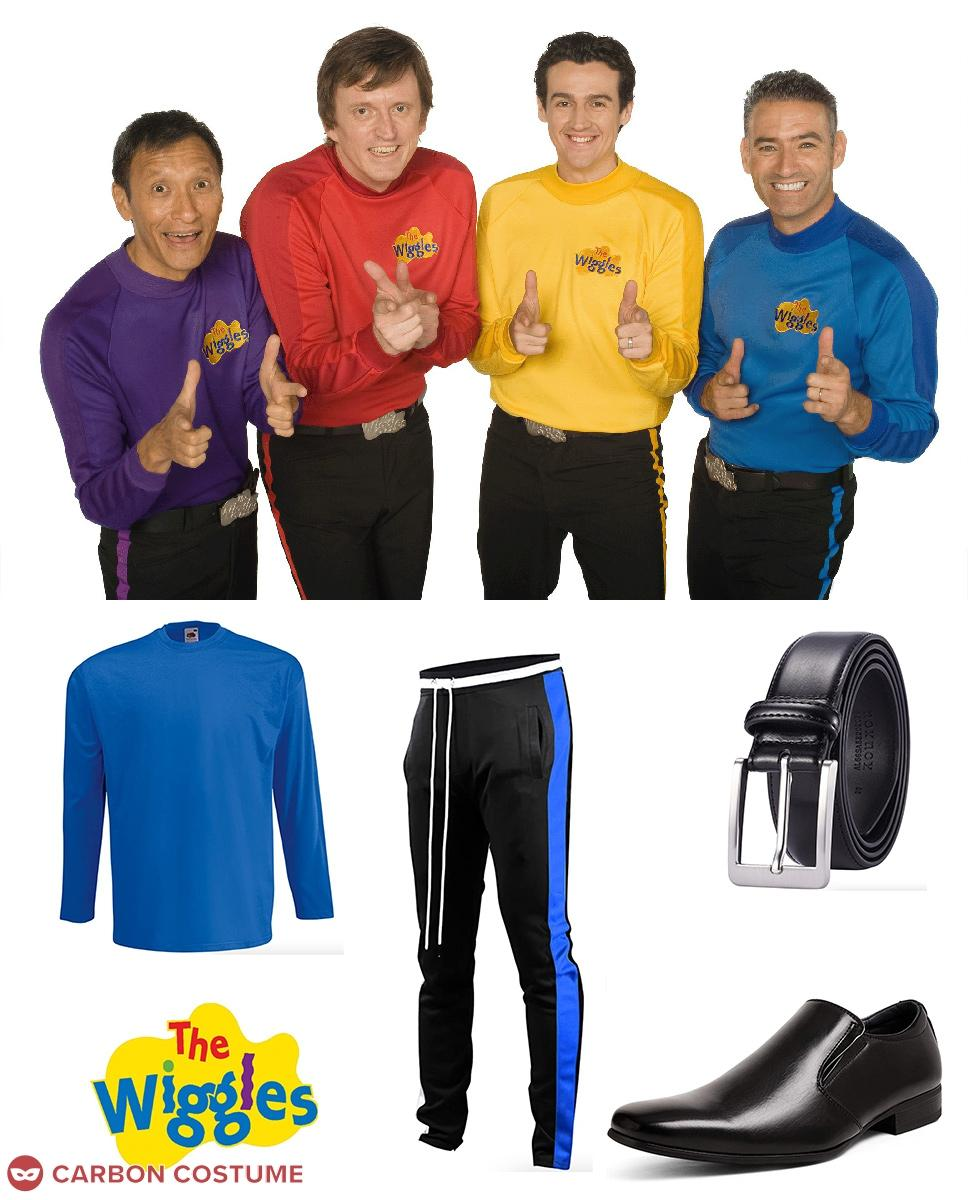 Anthony from The Wiggles Cosplay Guide