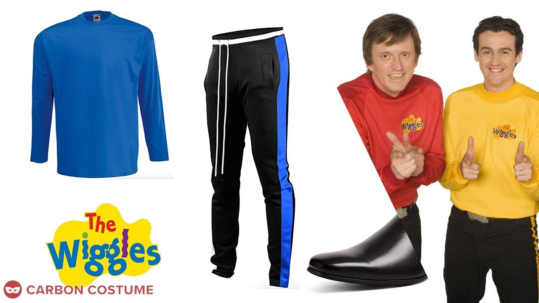 Anthony from The Wiggles Cosplay Tutorial