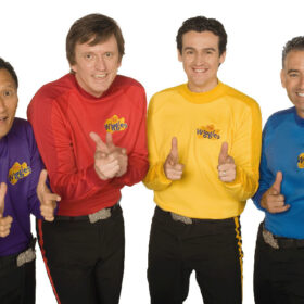 Anthony from The Wiggles