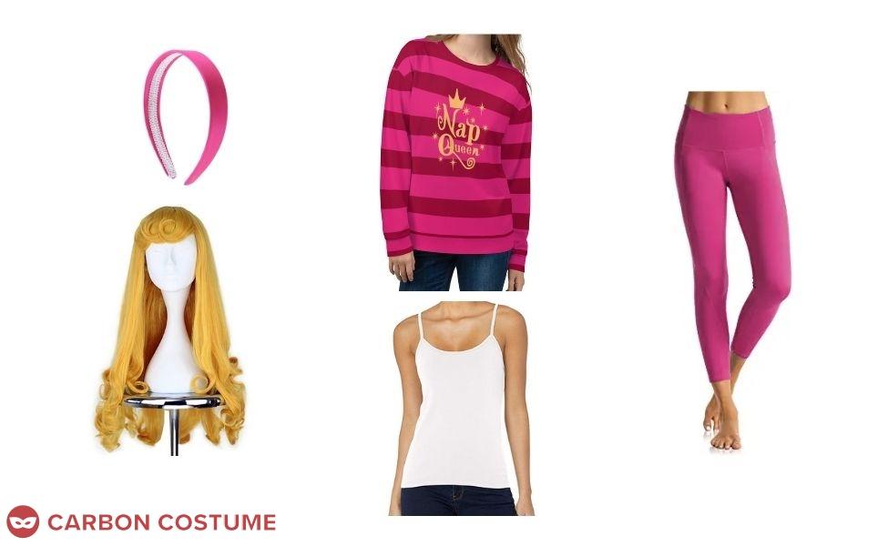 Princess Aurora from Wreck-It Ralph 2 Costume