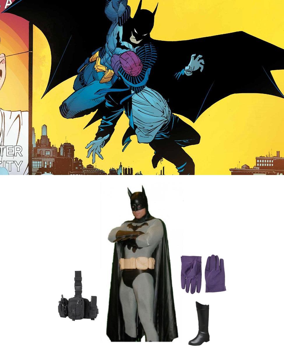 Batman from Zero Year Cosplay Guide