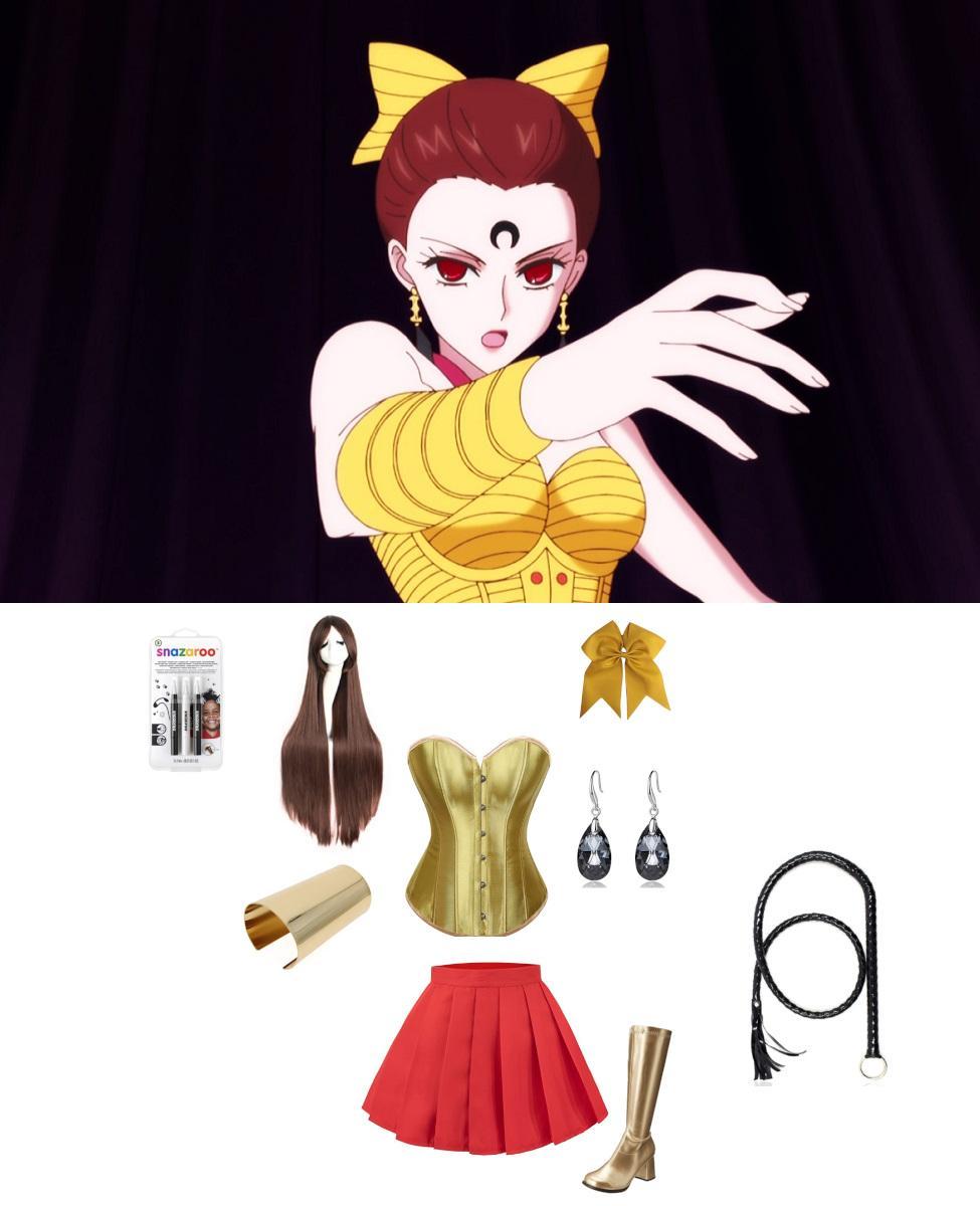 Calaveras from Sailor Moon Cosplay Guide