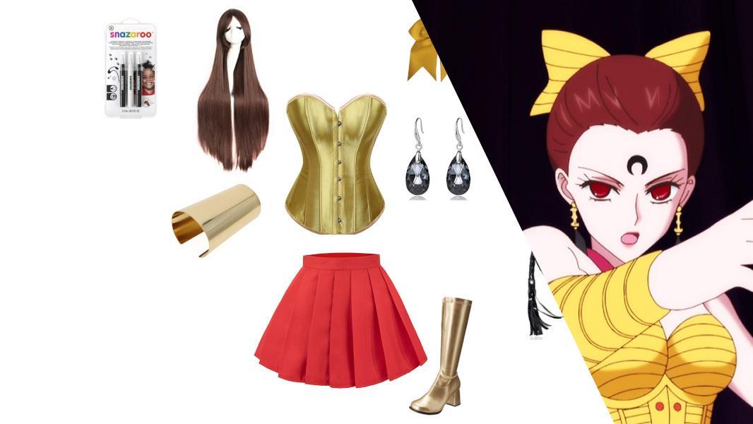Calaveras from Sailor Moon Cosplay Tutorial