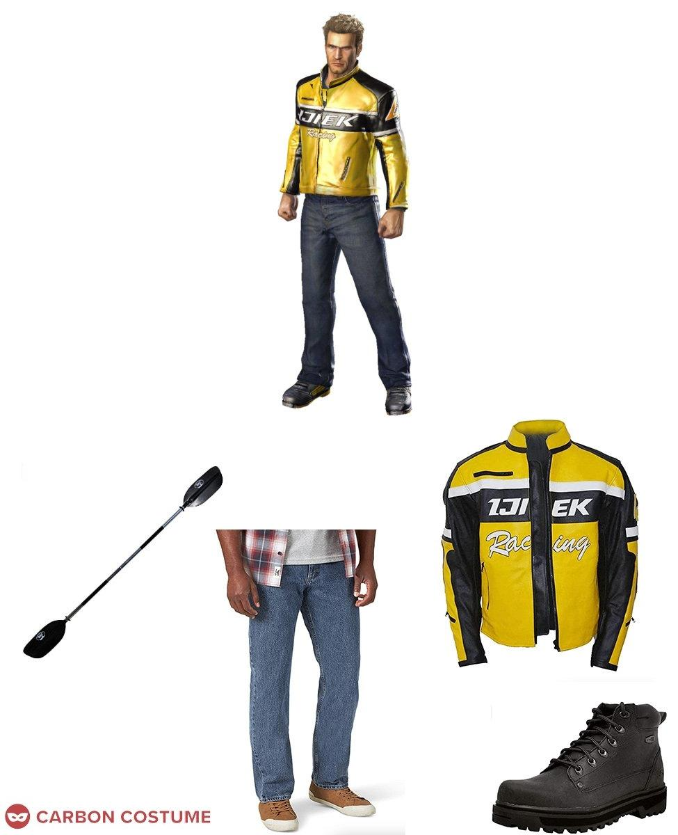 Chuck Greene from Dead Rising 2 Cosplay Guide