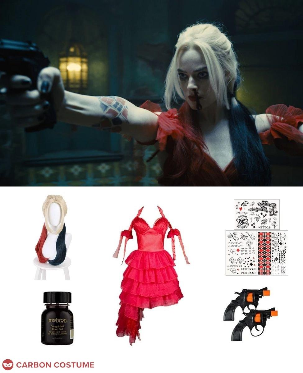 Harley Quinn in The Suicide Squad Cosplay Guide