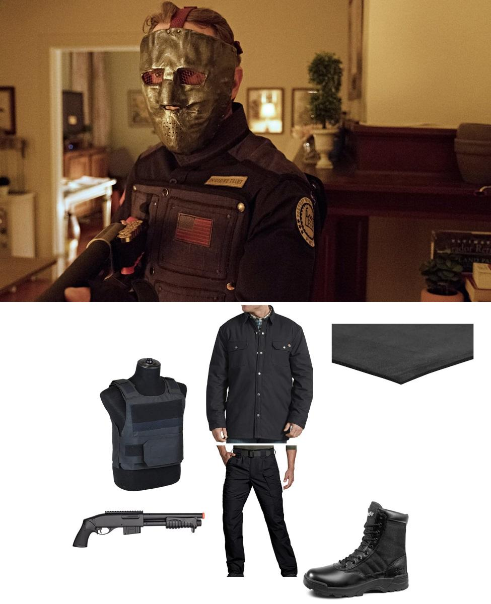 Joe Owens from The Purge Cosplay Guide