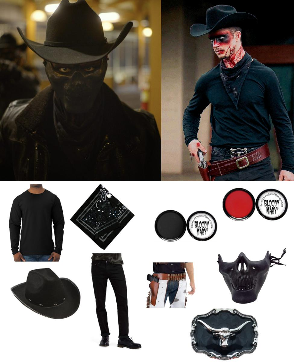 Kirk from The Forever Purge Cosplay Guide