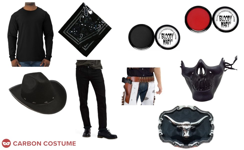 Kirk from The Forever Purge Costume