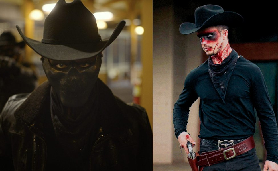 Kirk from The Forever Purge