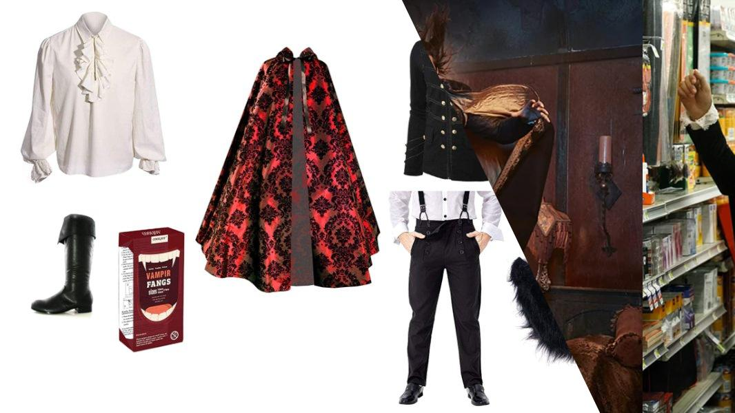 Nandor the Relentless from What We Do in the Shadows Cosplay Tutorial